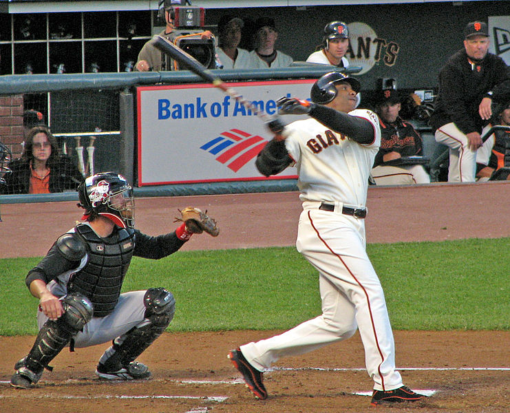 Barry Bonds (Photo by Kevin Rushworth)