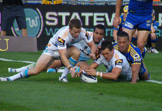 Gold Coast Titans - Photo by Naparazzi