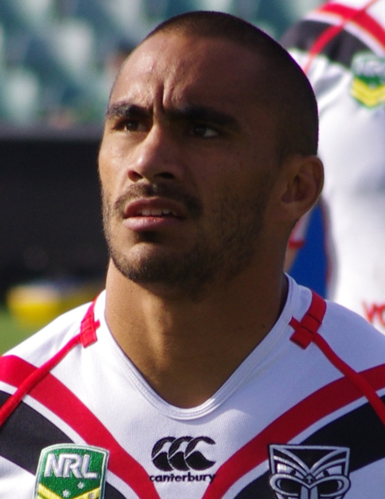 Thomas Leuluai - Photo by Naparazzi