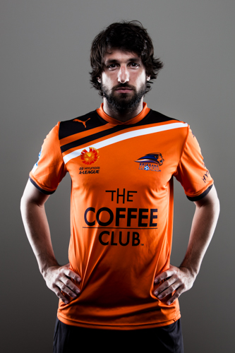 Thomas Broich - Photo by Brisbane Roar