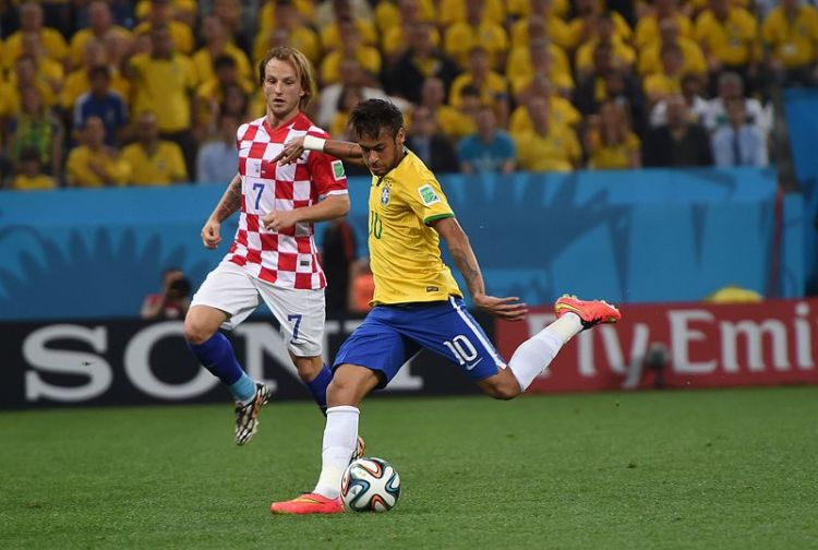 Brazil vs Croatia - World Cup 2014 - Photo by Agencia Brazil - CC-BY-SA-3.0