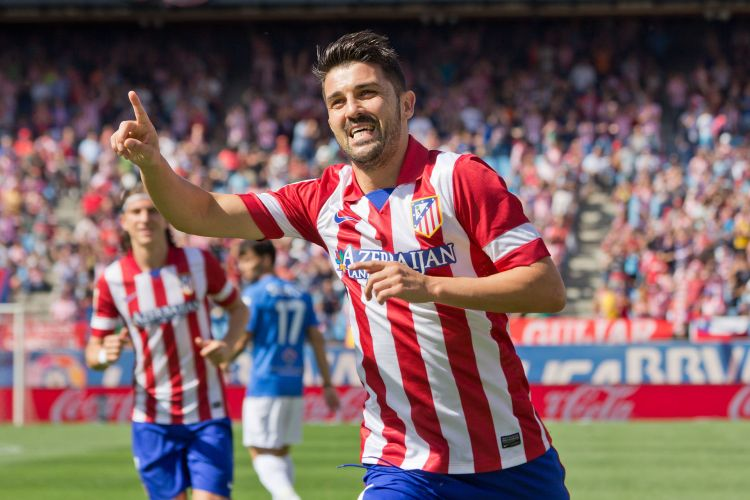 David Villa - Photo by Kadellar - CC-BY-SA-3.0