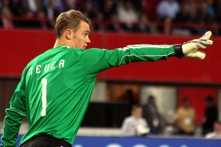 Manuel Neuer - Photo by Steindy - CC-BY-SA-3.0