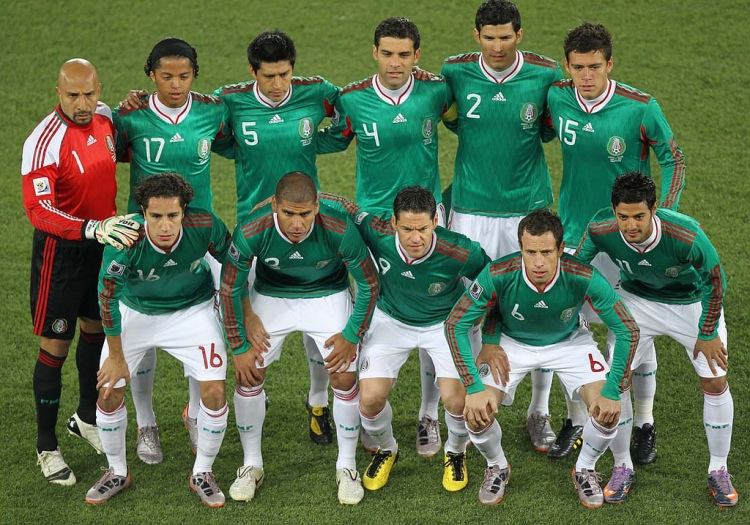 Mexico National Football Side - Photo by Articularnos.com - CC-BY-NC-ND-2.0