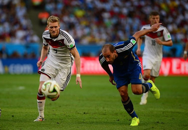 Germany vs Argentina - Photo by Agencia Brasil - CC-BY-SA-3.0-BR