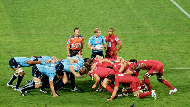 Waratahs vs Reds - Photo by Jason Wong - CC