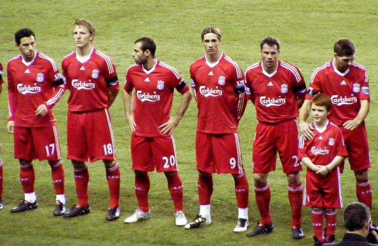 Liverpool FC - Photo by Dan Farrimond - CC-BY-SA-2.0