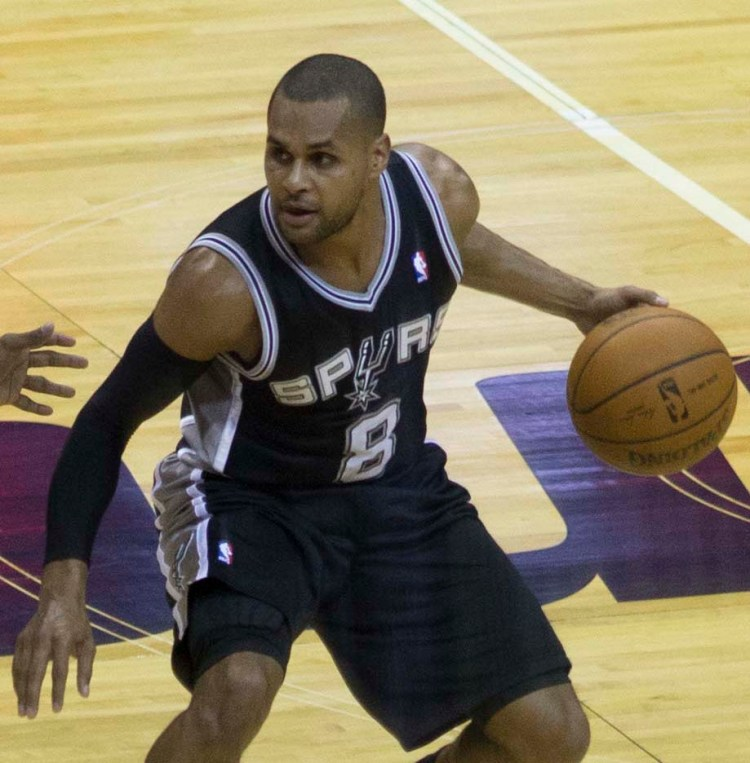 Patty Mills - Photo by Keith Allison Derivative Work - CC-BY-SA-3.0