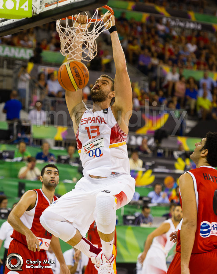 FIBA World Cup - Spain - Photo by Fransisco Mula de Haro - CC-BY-SA-ND