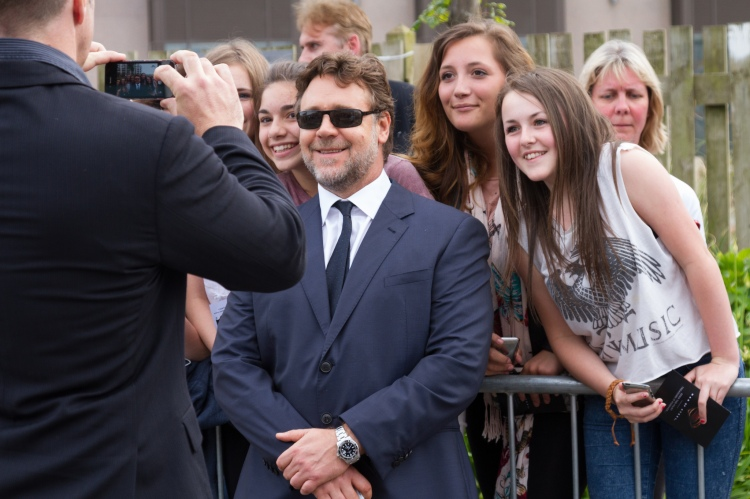 Russell Crowe - Photo by Dan Marsh - CC-BY-SA-2.0