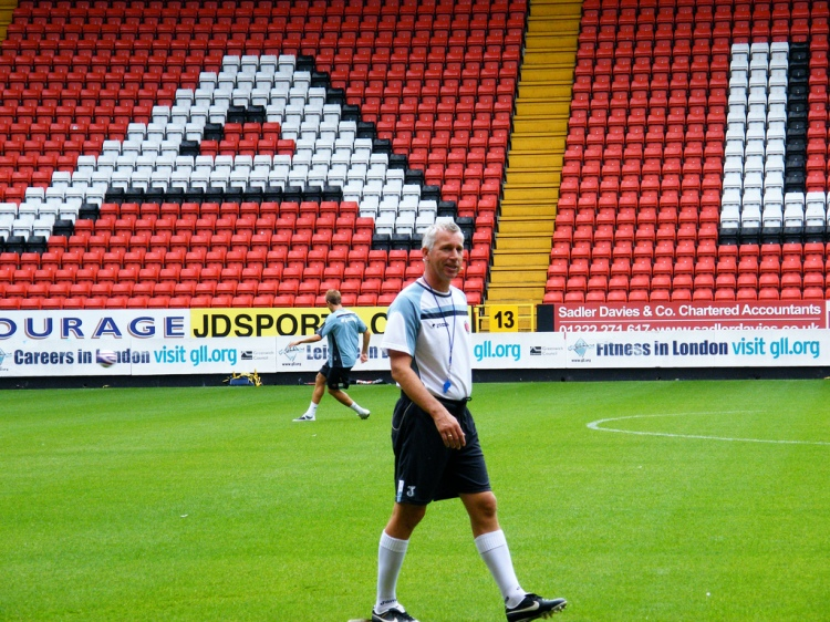 Alan Pardew - Photo by Sacha Zarb - CC-BY-NC-SA-2.0