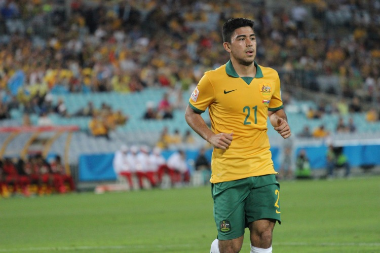 Massimo Luongo - Photo by Nasya Bahfen - CC-BY-ND-2.0