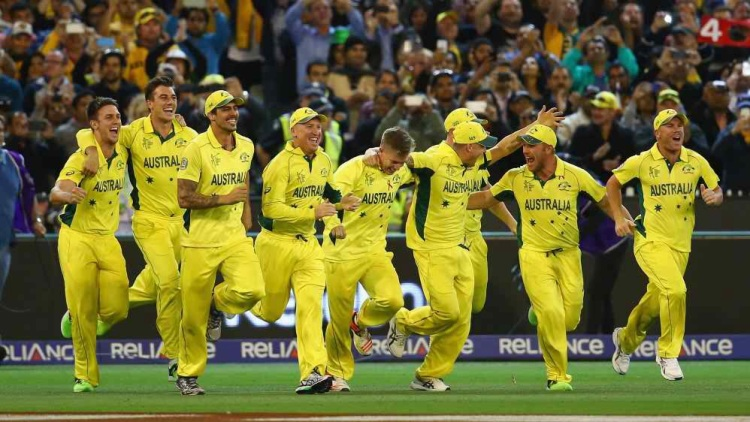Australia 5th Time World Champions! - Photo by World Cricket - CC-BY-SA-2.0