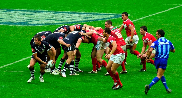New Zealand vs Wales - Photo by Steve James - CC-BY-NC-ND-2.0