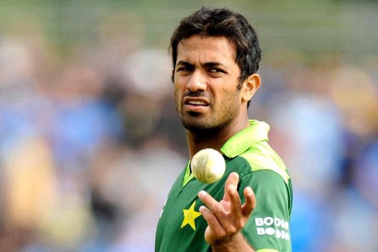 Wahab Riaz - Photo by World Cricket - CC-BY-NC-2.0