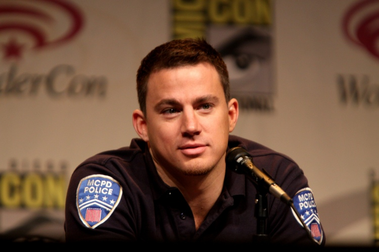 Channing Tatum - Photo by Gage Skidmore - CC-BY-SA-2.0