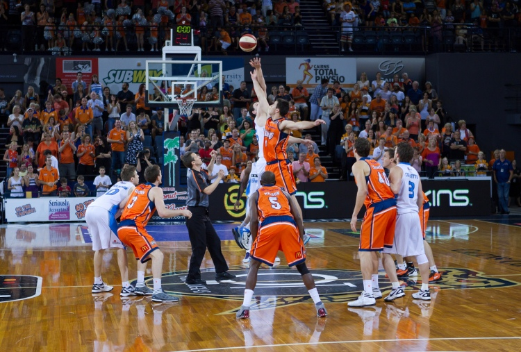 Cairns Taipans - Photo by Matthew Kenwrick - CC-BY-NC-ND-2.0