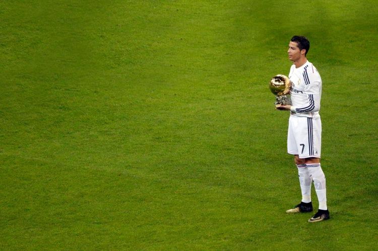 Cristiano Ronaldo - Photo by DSanchez17 - CC-BY-NC-2.0