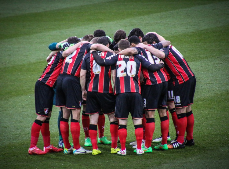 AFC Bournemouth - Photo by Chris Parker - CC-BY-ND-2.0