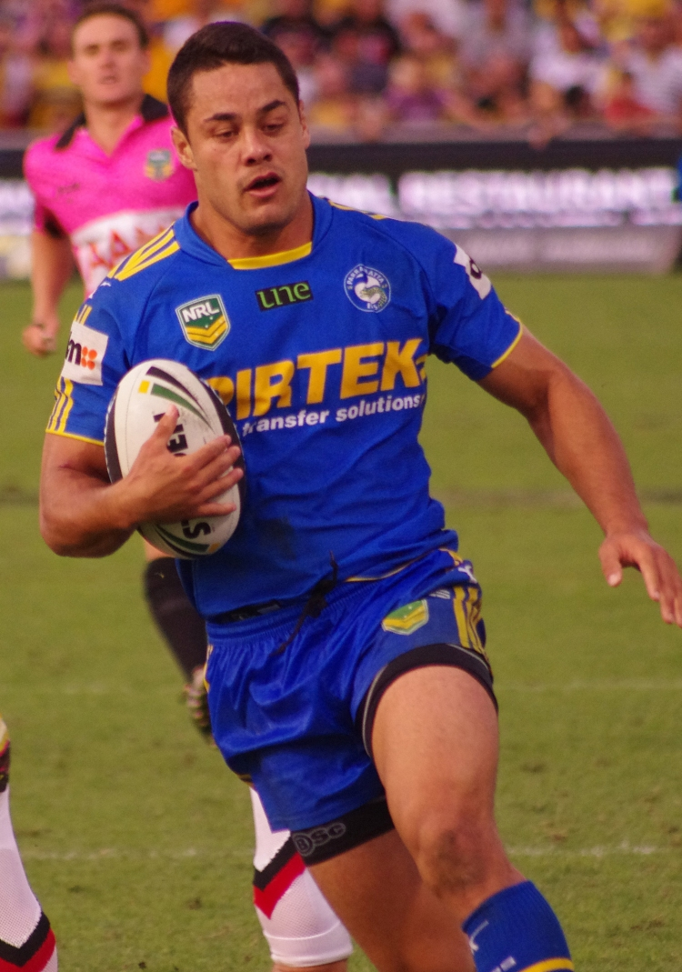 Jarryd Hayne - Photo by Naparazzi - CC-BY-SA-2.0
