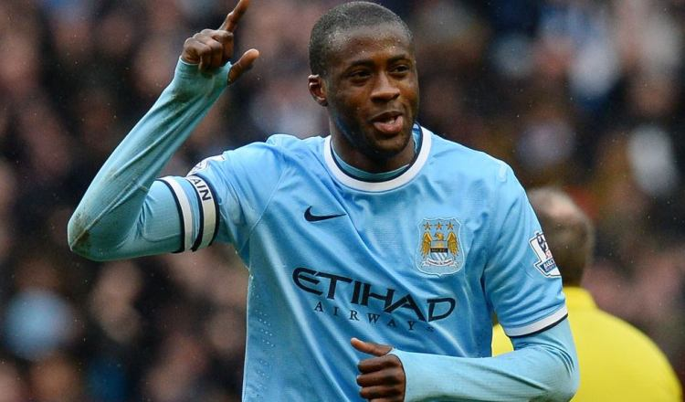 Yaya Toure - Photo by Alejandro Razuri - CC-BY-2.0