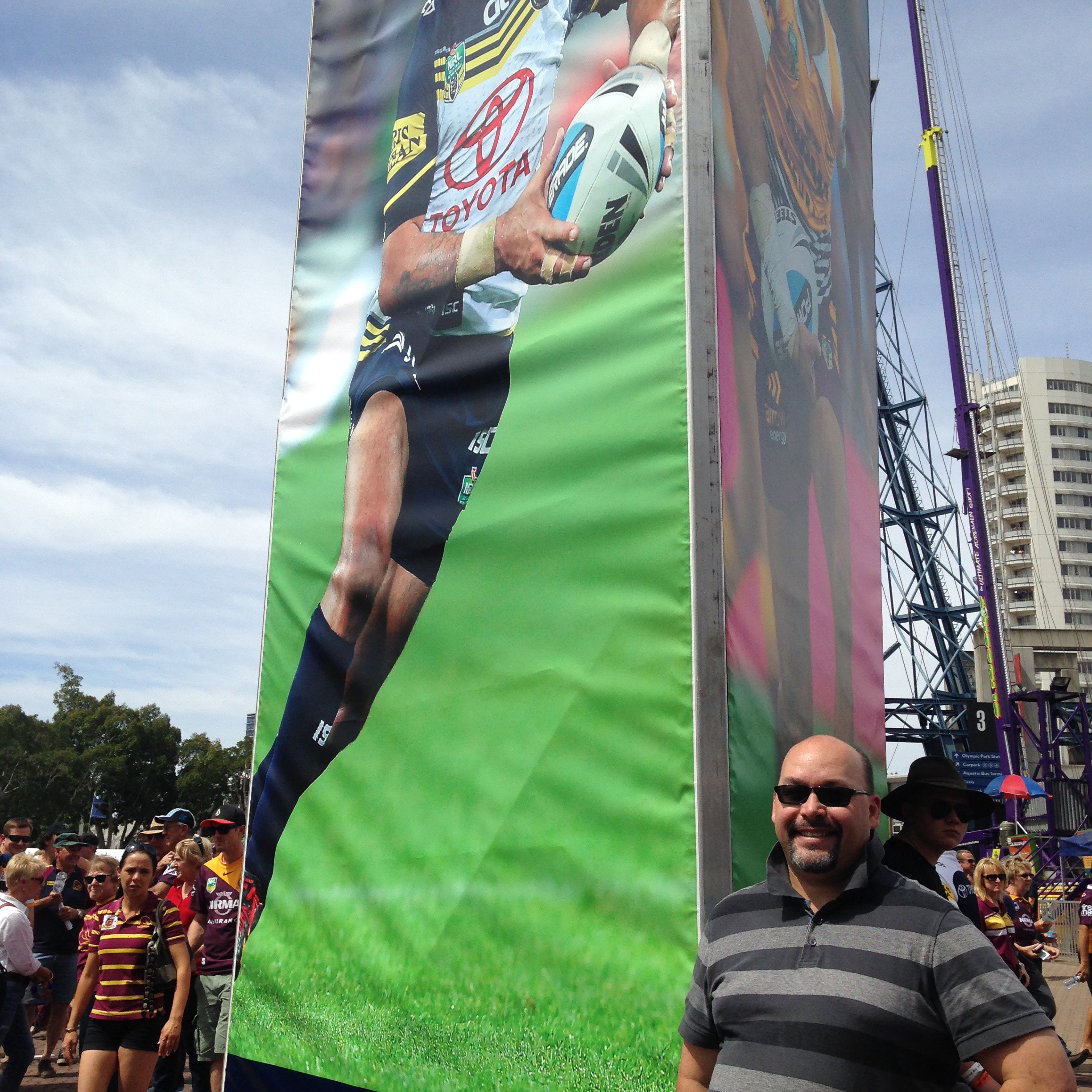 The Game Of Sport S 2015 Nrl Grand Final Diary Part 1 The Game Of