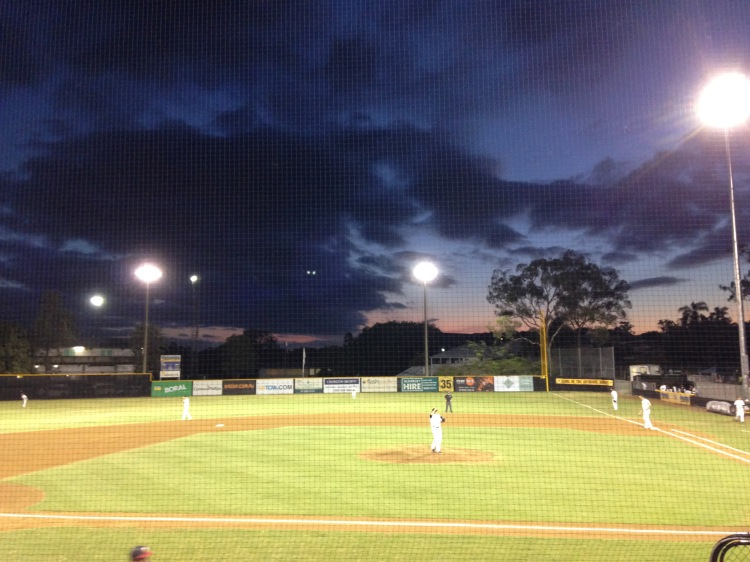 Brisbane Bandits vs Adelaide Bite