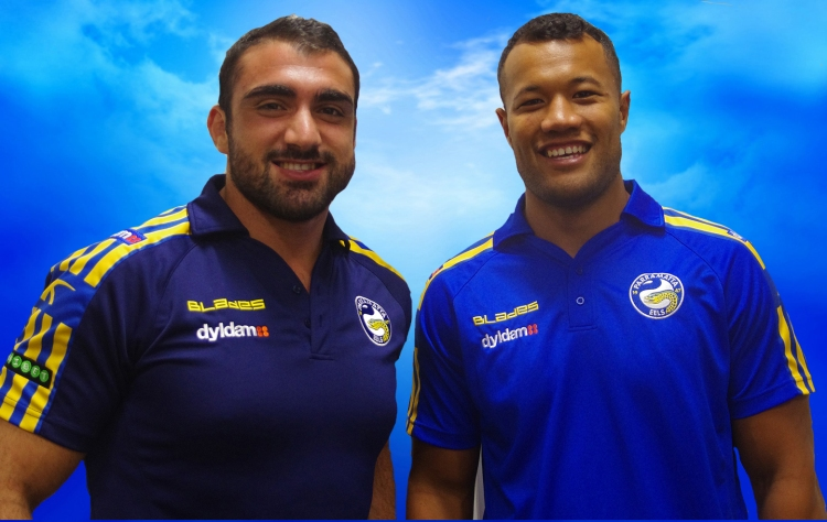 Tim Mannah and Joseph Paulo - Photo by Naparazzi - CC-BY-SA-2.0
