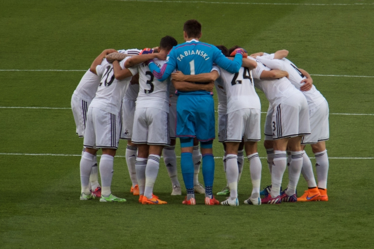 Swansea City - Photo by Ronnie McDonald - CC-BY-2.0