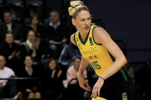 Lauren Jackson - Photo by MR FOOJI - CC-BY-NC-ND-2.0