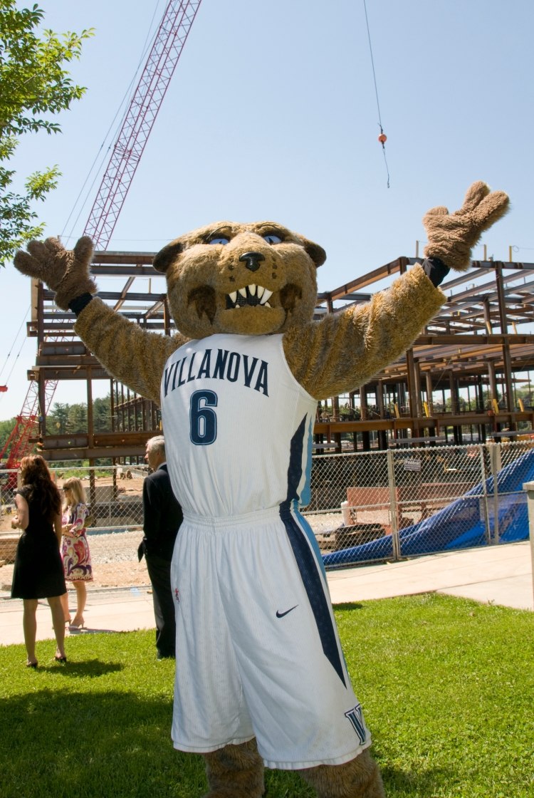 Villanova Wildcats - Photo by Villanova Law Library - CC-BY-SA-2.0