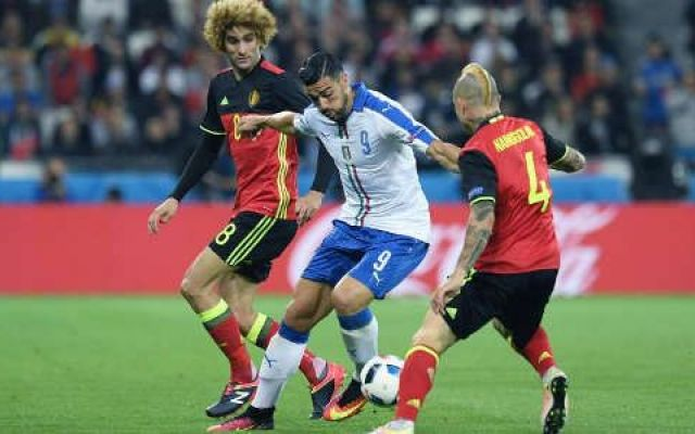 Italy vs Belgium - Photo by Nazionale Calcio - CC-BY-2.0