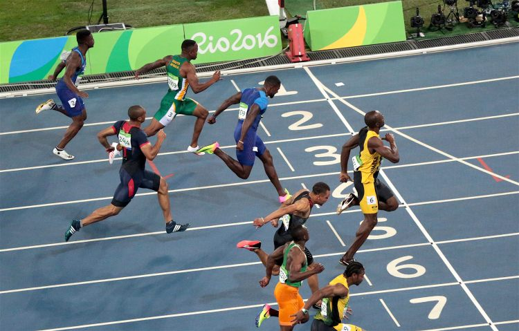 Usain Bolt - Photo by Andy Miah - CC-BY-NC 2.0