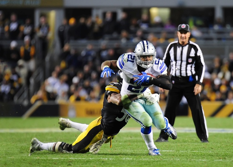 Ezekiel Elliott - Photo by Brook Ward - CC-BY-NC 2.0