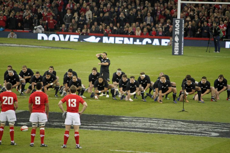 All Blacks - Photo by Simon Williams - CC-BY-ND-2.0